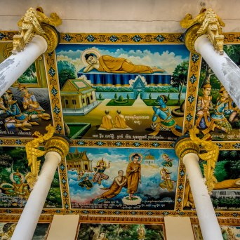 Temple Painting