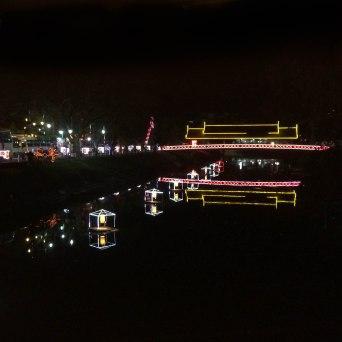 Night Market Bridge