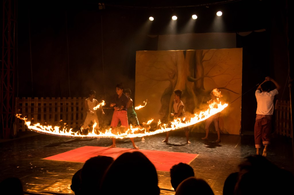 circus fireline