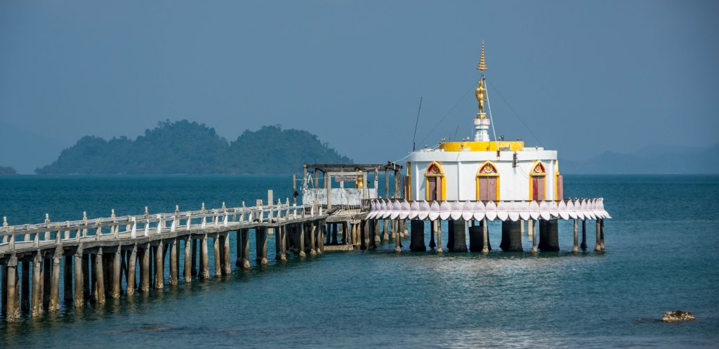Budda Pier