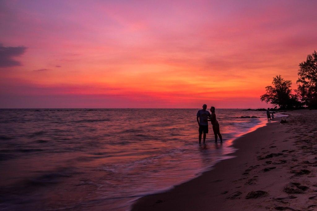 KP sunset